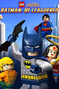 Lego DC Comics: Batman Be-Leaguered full movie with english subtitles online download