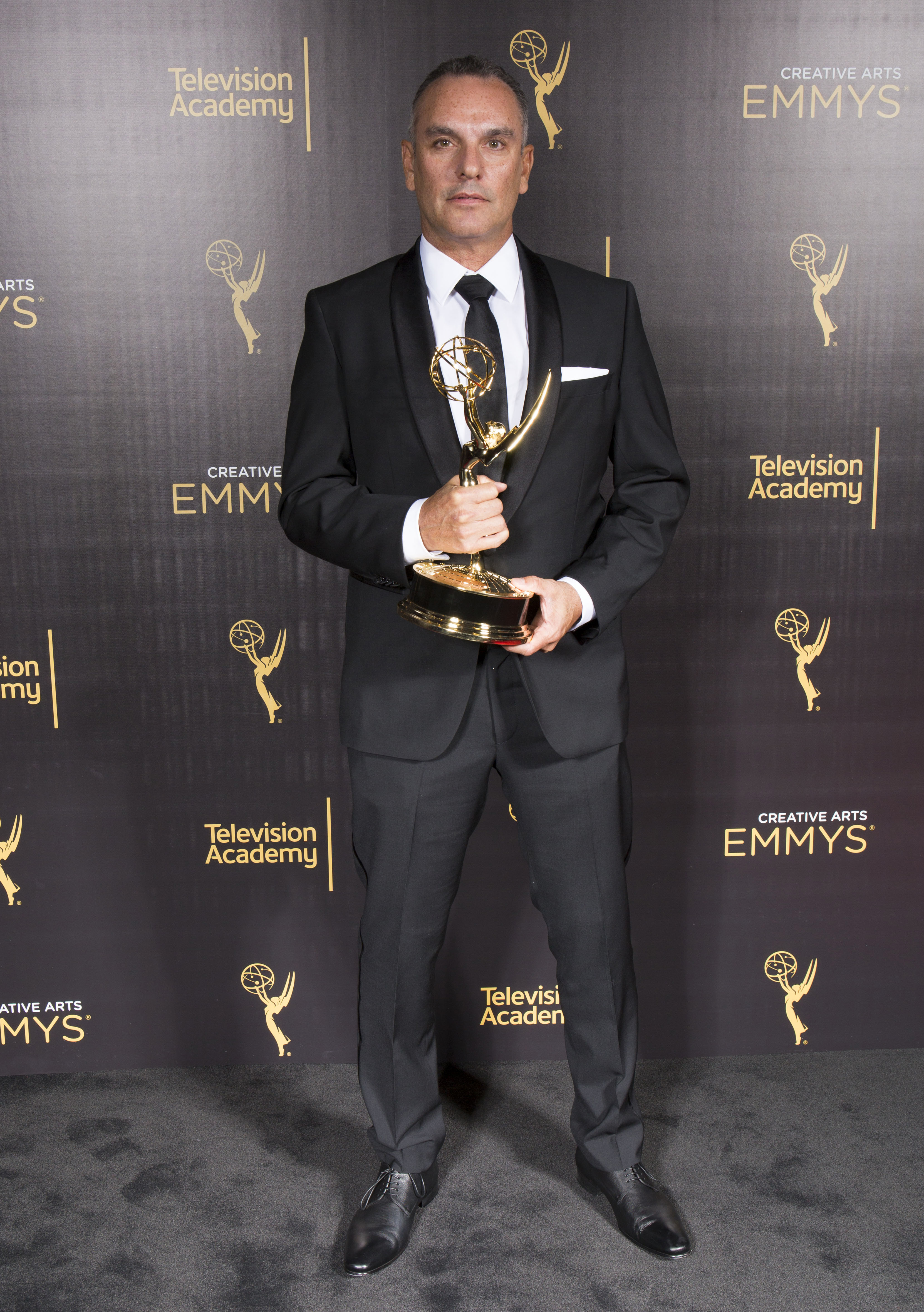 """Dana Gonzales wins the 2016 Emmy for """"Fargo"""" Season 2"""