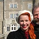Dick Strawbridge and Angel Adoree in Escape to the Chateau (2016)