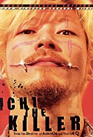 The Cult of Ichi Poster