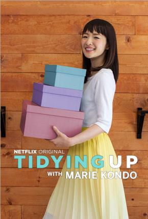 Where to stream Tidying Up with Marie Kondo