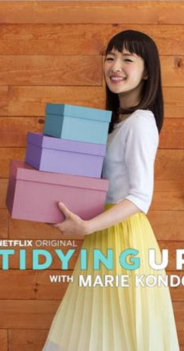 Download Tidying Up with Marie Kondo or watch streaming online complete episodes of  Season1 in HD 720p 1080p using torrent