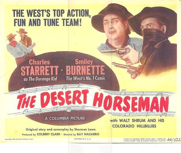The Desert Horseman