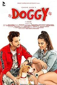 Ishaan Khan and Avika Gor in Ishaan Khan: Doggy (2019)
