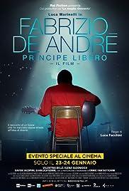 Fabrizio De André: Principe libero Poster