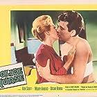 Merry Anders and Ken Scott in Police Nurse (1963)
