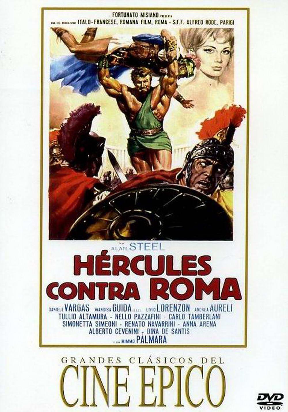 Ercole contro Roma (1964)