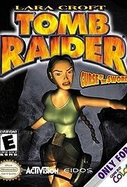 Lara Croft Tomb Raider: Curse of the Sword Poster