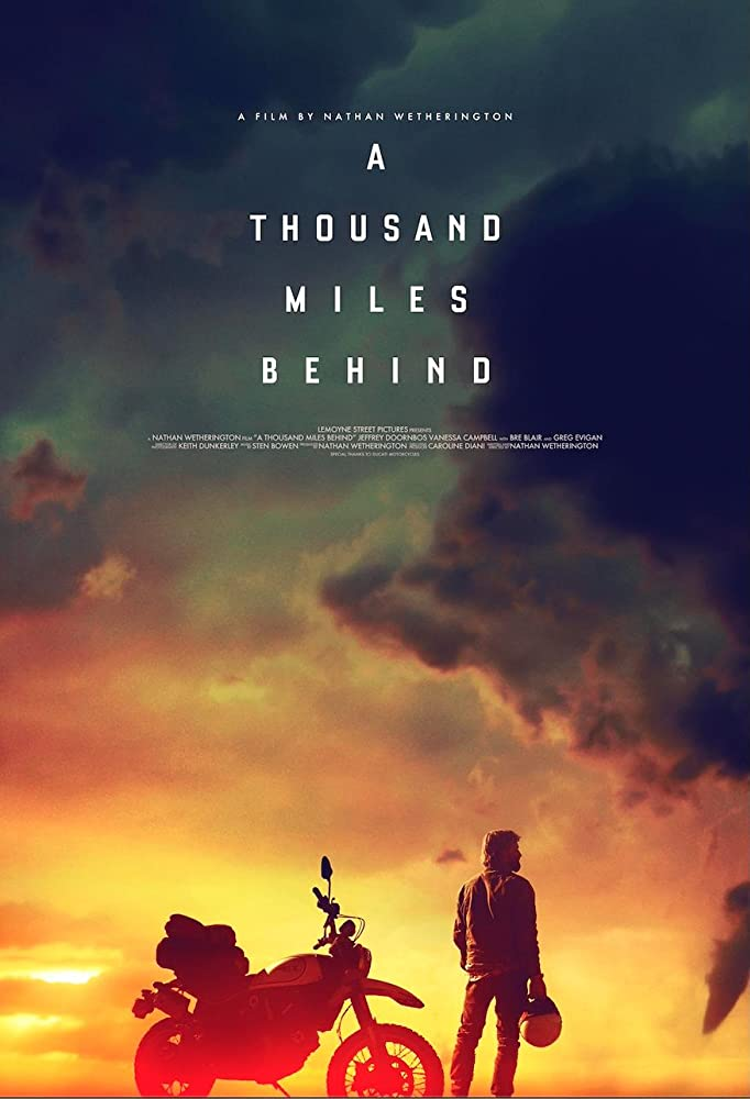 A Thousand Miles Behind (2020) English 720p HDRIp Esubs DL