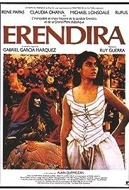 Eréndira Poster