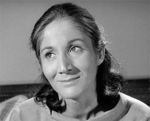 Olympia Dukakis in Dr. Kildare (1961)