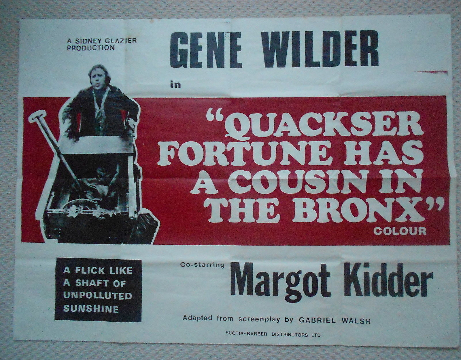 Quackser Fortune Has a Cousin in the Bronx (1970) - Photo
