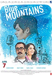 Blue Mountains Poster
