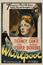 Whirlpool (1949) Poster