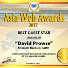 David Prowse in Asia Web Awards 2017 (2017)
