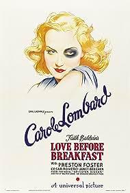 Carole Lombard in Love Before Breakfast (1936)