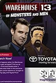 Warehouse 13: Of Monsters and Men Poster