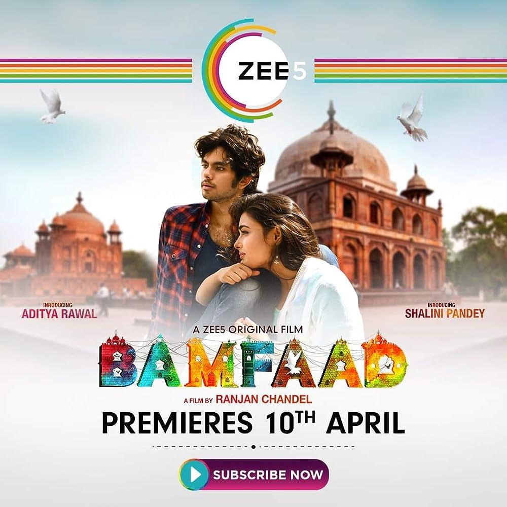 BAMFAAD (2020) Hindi – ZEE5 – WEB-DL – 1080p – 720p – ESub