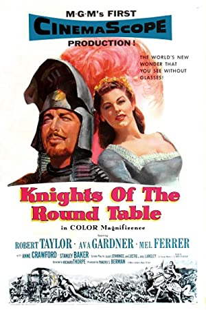 Richard Thorpe Knights of the Round Table Movie