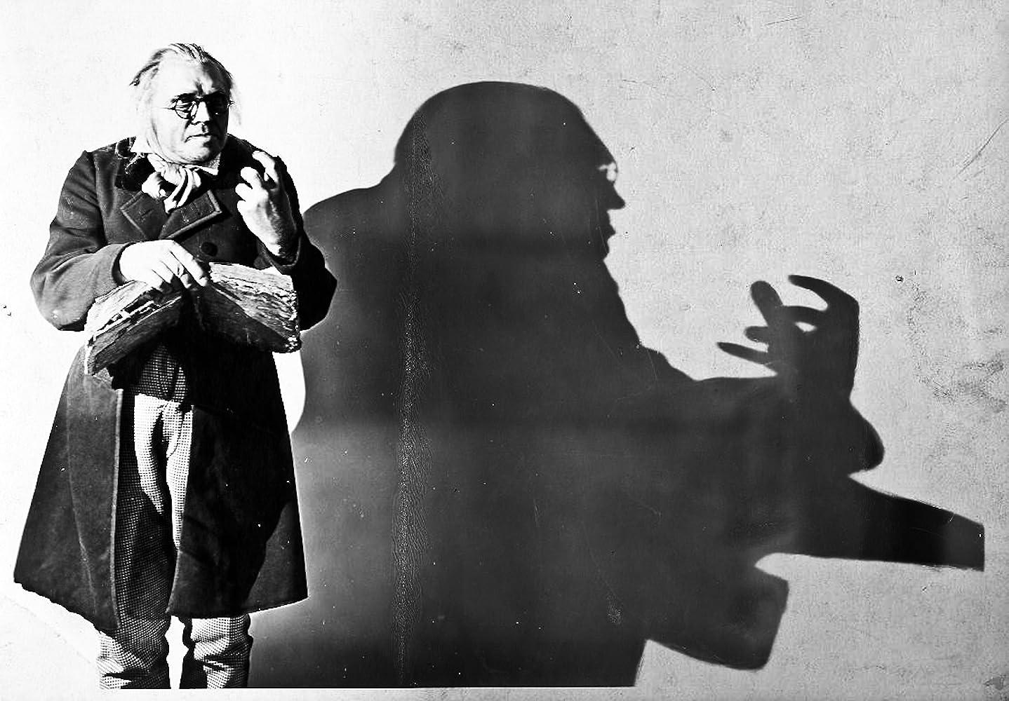 Werner Krauss in Das Cabinet des Dr. Caligari (1920)