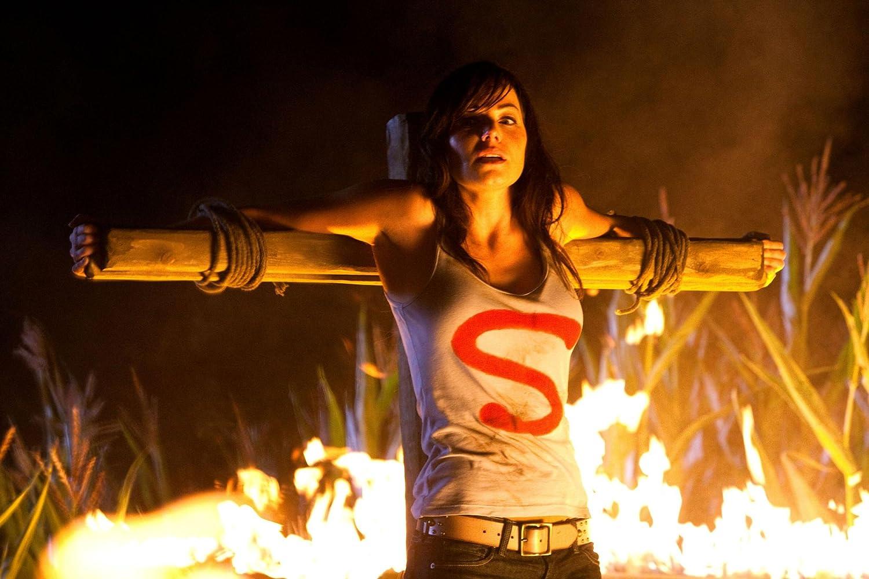 Erica Durance in Smallville (2001)