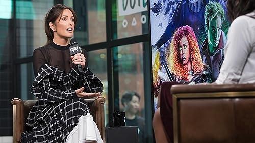 """BUILD: Minka Kelly on Dove's Origin Story in """"Titans"""""""