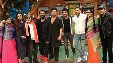 Remo, Terence & Vaibhavi in Kapil's Show