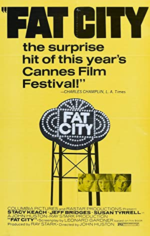 Fat City Poster Image