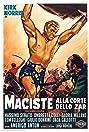 Atlas Against the Czar (1964) Poster