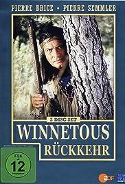 Winnetous Rückkehr Poster
