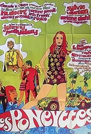 Les poneyttes Poster