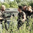 Daniel MacPherson, Warren Brown, Roxanne McKee, and Alin Sumarwata in Strike Back (2010)