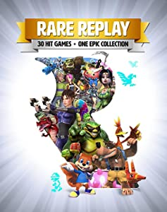 Watch free action comedy movies Rare Replay [1080pixel]