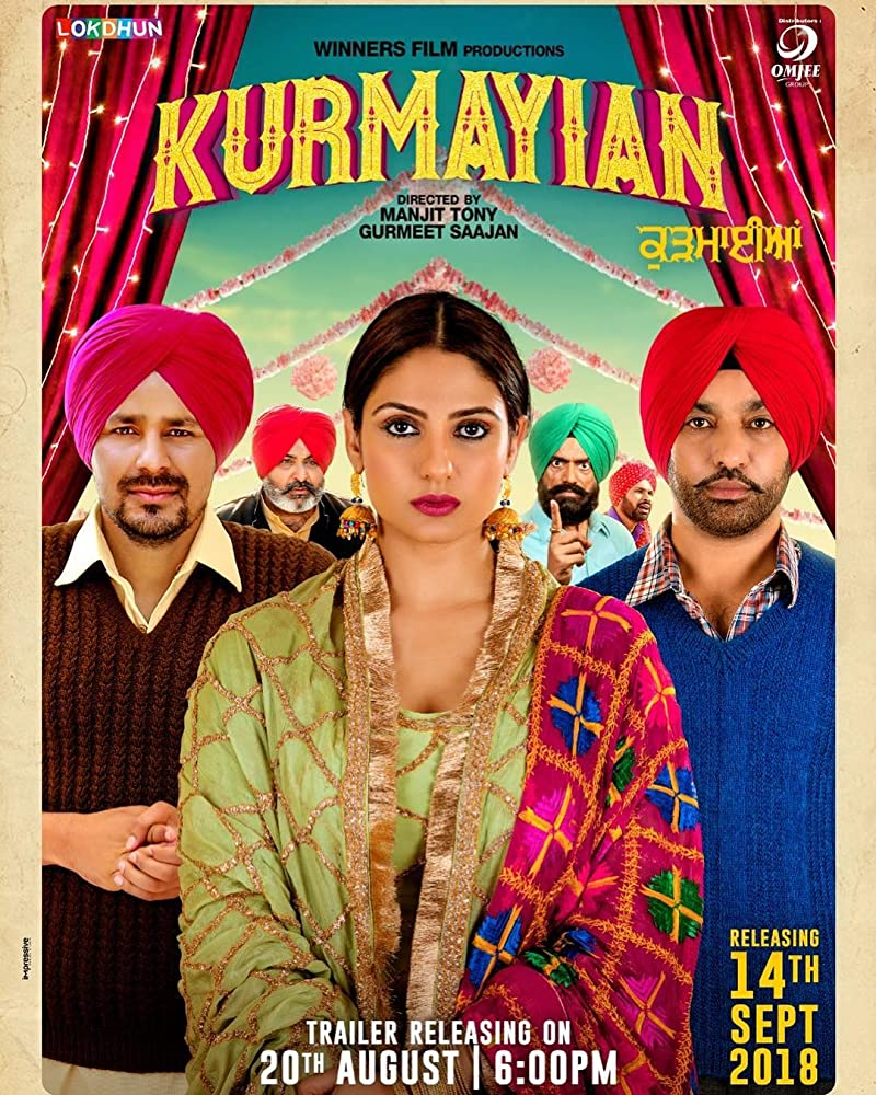 Kurmaiyan New Punjabi Movie 2018 Full HD