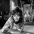 Macha Méril and Marina Vlady in Adorable menteuse (1962)