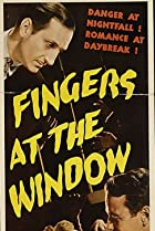 Fingers at the Window