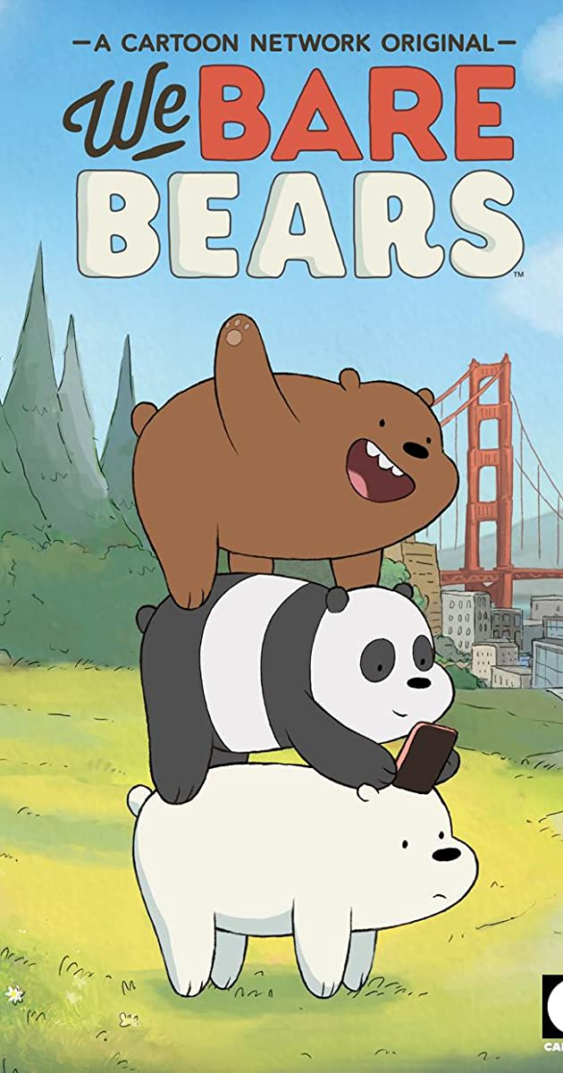 0a5e75c0397 We Bare Bears (TV Series 2014– ) - IMDb
