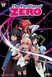 The Familiar of Zero Poster