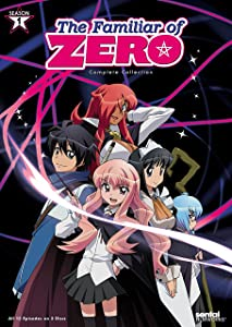 Ready movie to download Zero no tsukaima Japan [720px]