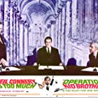 Adolfo Celi, Anthony Dawson, and Bernard Lee in OK Connery (1967)