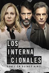 Cecilia Roth, Rafael Ferro, and Juan Pablo Shuk in Los Internacionales (2020)