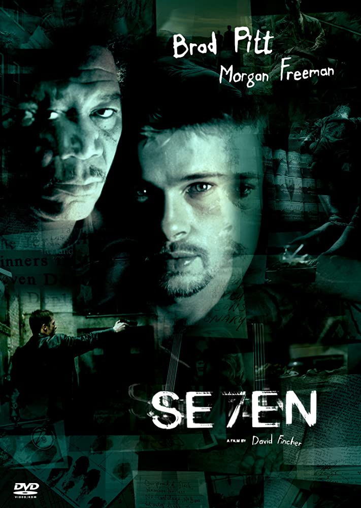 Se7en 1995 Dual Audio Hindi 450MB BluRay ESubs Download