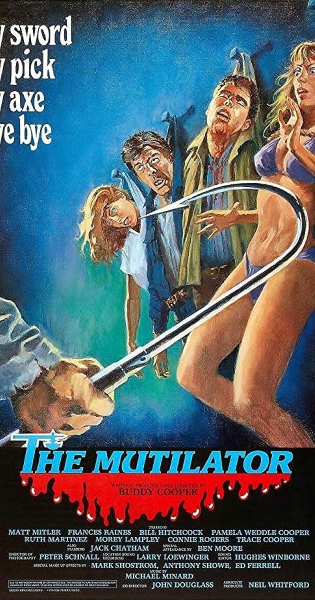 Subtitle of The Mutilator