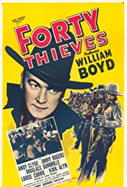 Forty Thieves Poster