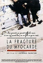 La fracture du myocarde Poster