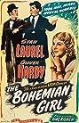 The Bohemian Girl (1936) Poster
