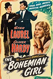The Bohemian Girl (1936) Poster - Movie Forum, Cast, Reviews