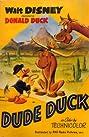 Dude Duck (1951) Poster