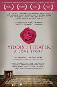 Best website to watch high quality movies Yiddish Theater: A Love Story [pixels]
