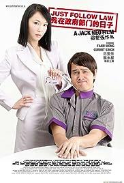 Just Follow Law: Wo zai zheng fu bu men de ri zi Poster